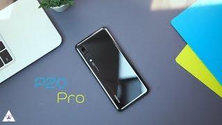 Huawei P20 Pro Review | الخلاصة بعد شهر استخدام