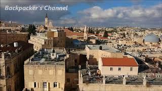 ダビデの塔からの眺め - エルサレム