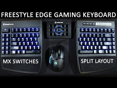 There is no going back after using this split mechanical keyboard!