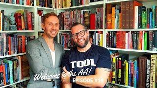 Alex Agnew's WTTAA Podcast EPISODE #14 PROF. DR. GUY T' SJOEN