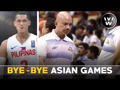 Bakit Umatras ang SBP sa Asian Games? | No PH Represent in Asian Games Basketball