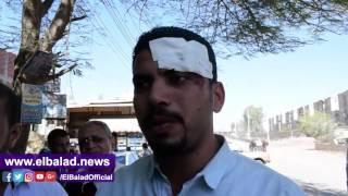 أهالى العياط لمحافظ الجيزة: مفيش صرف صحى .. ومراكز الشباب خارج الخدمة.. فيديو