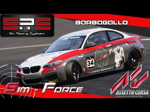 Assetto Corsa - Barbagallo Sim Racing System onboard ao vivo