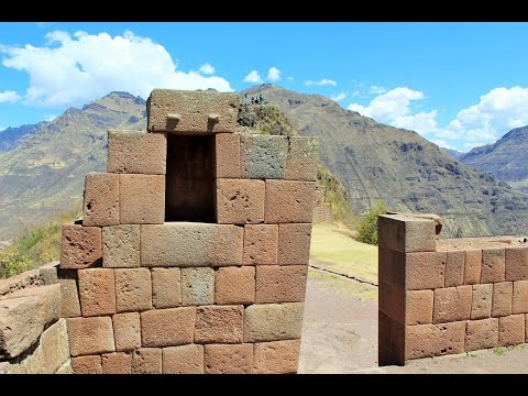 New photos of megalithic structures in Peru