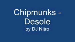 Chipmunks - Desole
