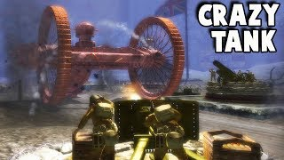 The CRAZIEST TANK Ever Built! (Toy Soldiers Gameplay Part 2 - Tsar Tank)