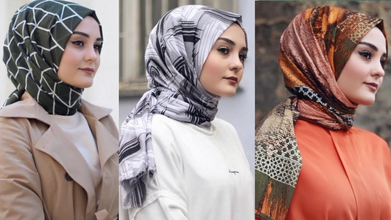 Turkish Hijab Style For Long Face