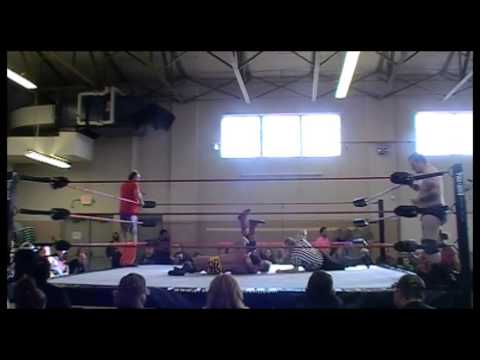 201403-23 Pretty Ugly vs Brandon Scott & Jake The Snake Roberts