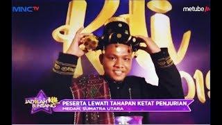 Kehebohan dan Aksi Peserta Audisi KDI 2019 di Kota Medan - LIM 01\/07