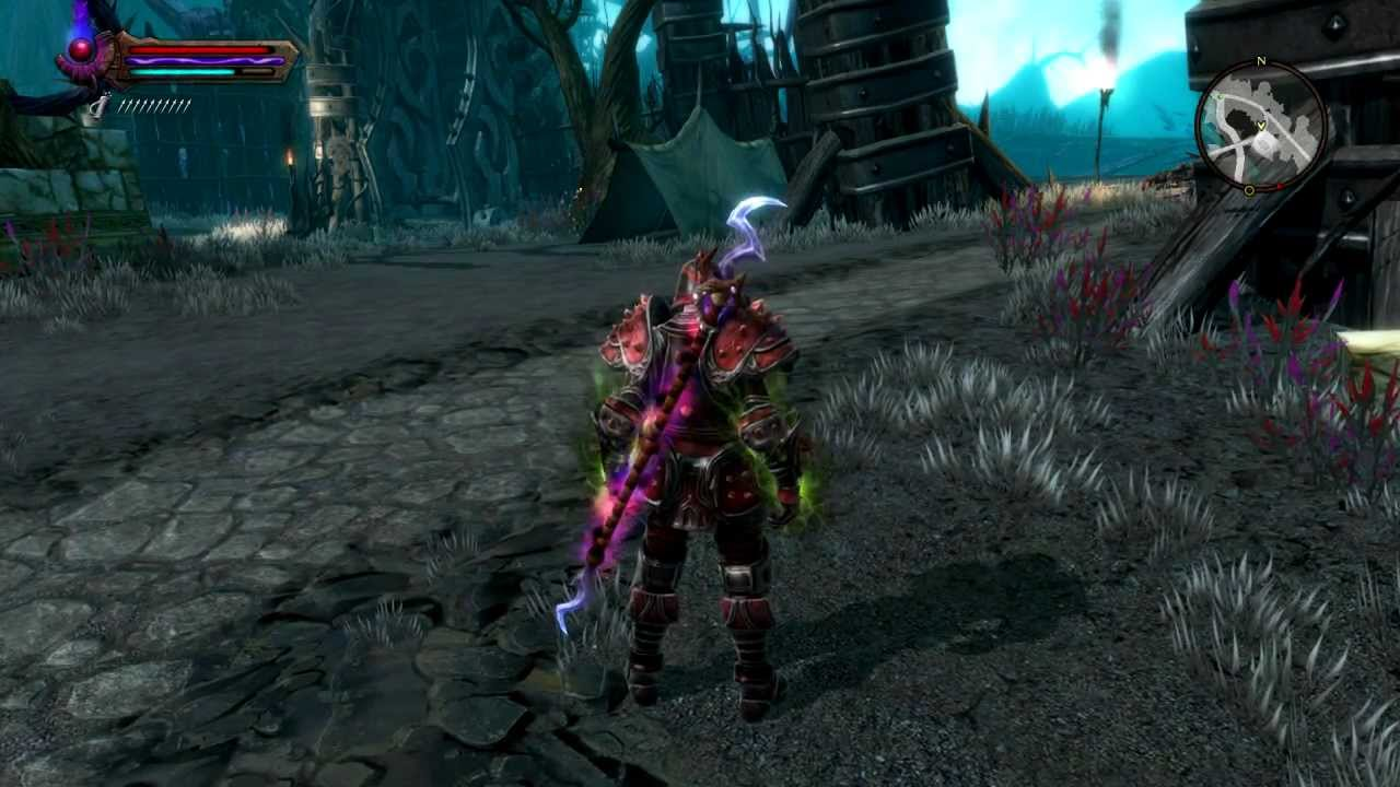 kingds of amalur how to find armor sets