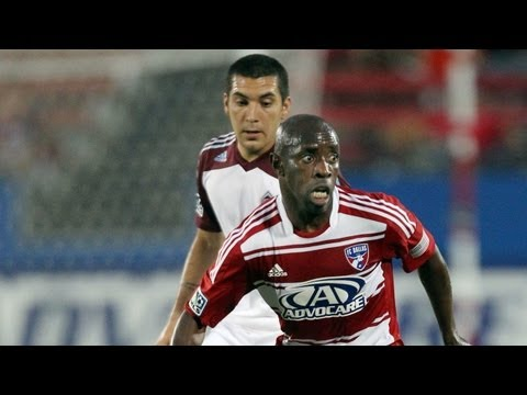 HIGHLIGHTS: FC Dallas vs Colorado Rapids, August 11, 2012