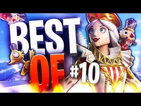 BEST OF #10 - Fortnite (Battle Royale)