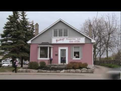 Brampton West Shop Talk: Heritage Draperies