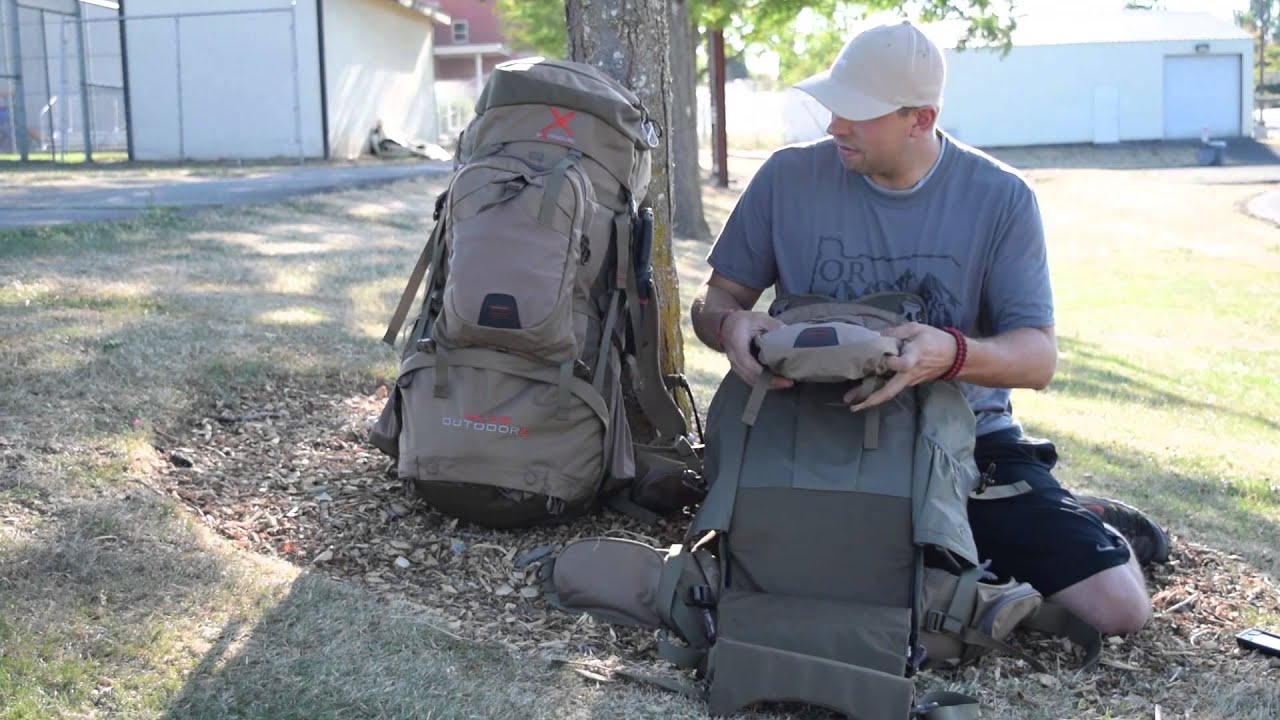 Alps OutdoorZ Commander X + Pack - YouTube