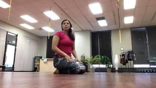Four-Limbed Staff Pose (Chaturanga Dandasana) - Week 9