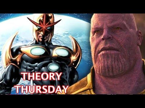 Captain Marvel Dies, Nova In the MCU - Theory Thursdays!