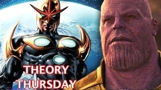 Captain Marvel Dies, Nova In the MCU - Theory Thursdays! thumbnail