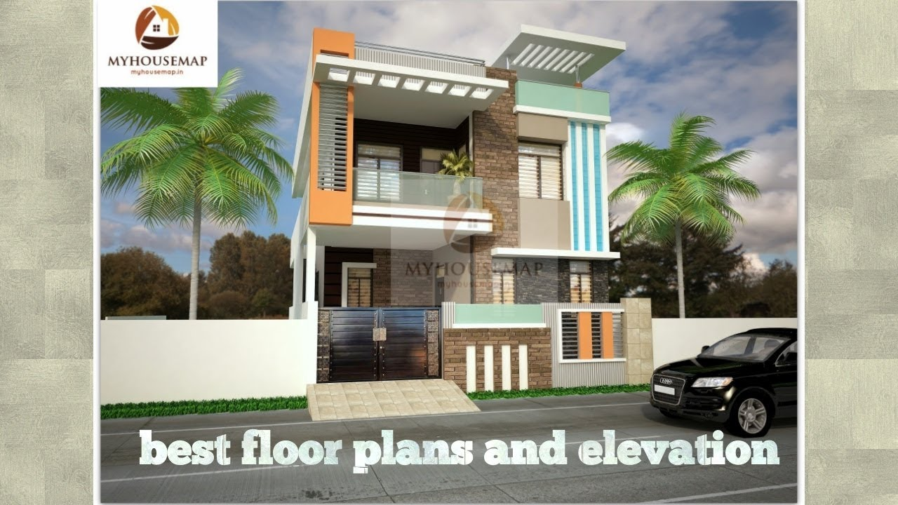 Home Design |18*47 | 25*30 | 29*41 | 40*50 | 52*56 | Floor Plans |  Elevation | Best House Design