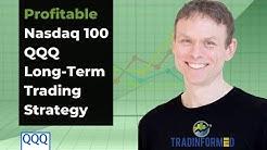 A Profitable Nasdaq QQQ Long-Term Strategy