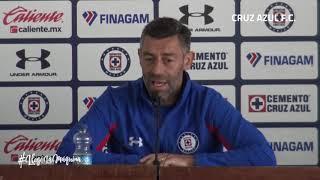 Conferencia de Prensa: Pedro Caixinha