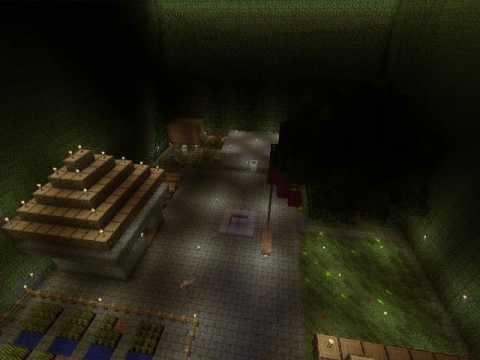 minecraft maze runner