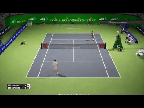 Andy Murray vs Juan Ignacio Londero - Shanghai 2019 AO Tennis PS4
