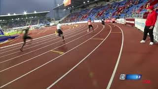 20.09 200m Ostrava Ramil Guliyev - Golden Spike (Zlata Tetra)