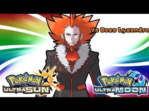 10 Hours Team Flare Boss Lysandre Battle Music - Pokemon UltraSun & UltraMoon Music Extended