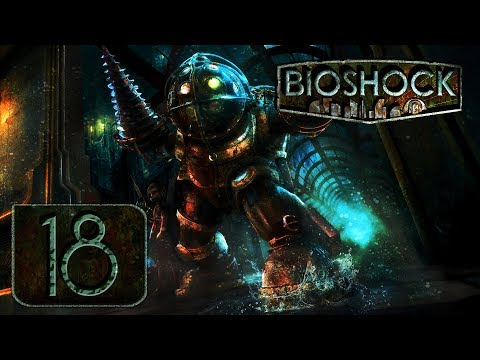BioShock - HD Walkthrough Part 18 - Penthouses