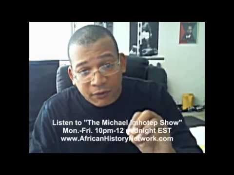 Listen to 11 Acts of White Affirmative Action in U.S. History - Michael Imhotep Show - 9-30-15
