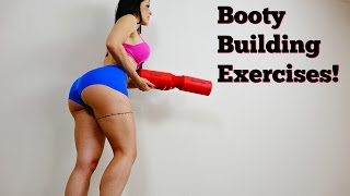Big Butt Exercises for Women!