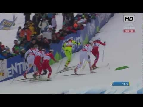 Woman's Sprint Finale Val di Fiemme 2013  - Queen Marit´s 9th GOLD