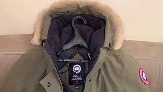 post review Canada goose Victoria parka (RUS)/Канада гус Виктория Парка повторный обзор на русском