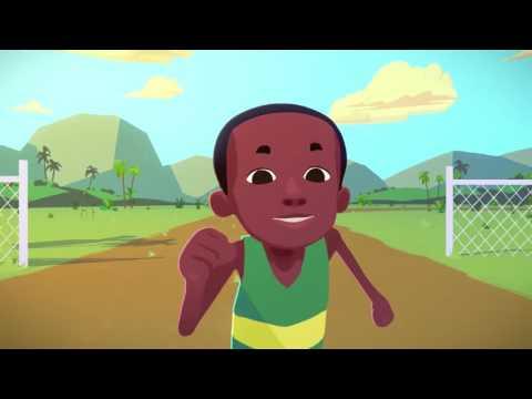 Bí mật đằng sau sự thành công của Usain Bolt