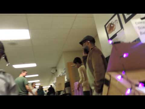 Diley Middle School Cardboard Challenge 1