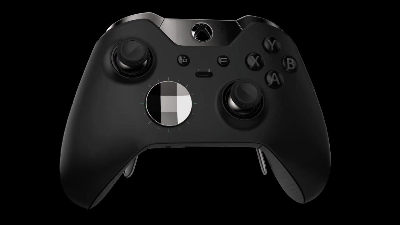 Learn More About the Xbox One Elite Wireless Controller ...