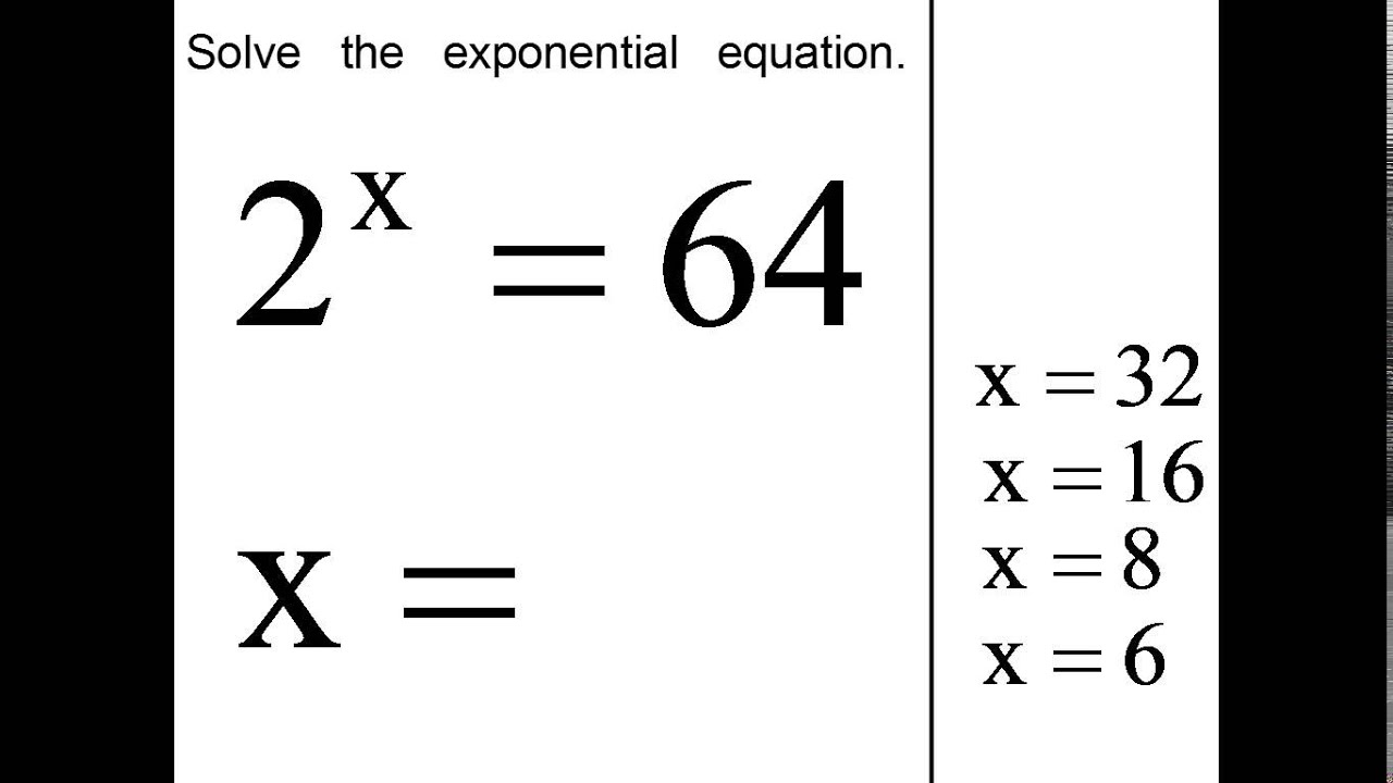 Definition Of Equation In Math