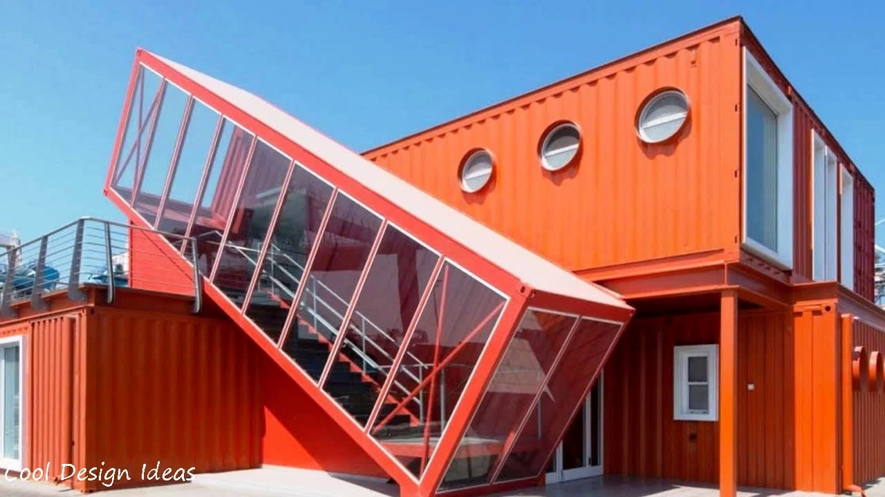 Shipping Container Home Design Ideas YouTube