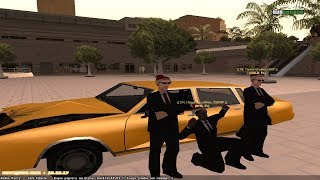 GTA:SA - Net4Game.com - Faceci w czerni! #1