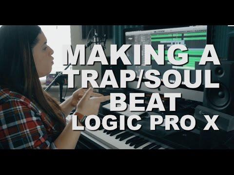 Ep. 1 - Making a Trap/Soul Beat [Like Drake] - Logic Pro X