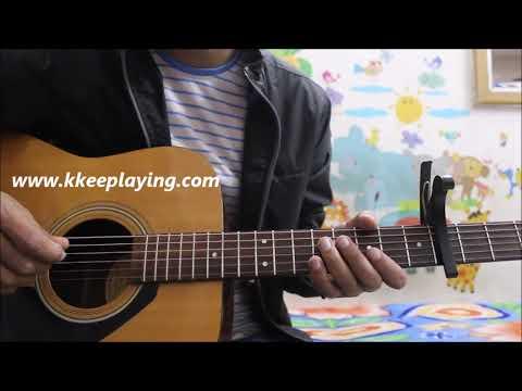 Mere Naam Tu - Zero - Hindi Guitar Cover Lesson chords Easy - Shahrukh Khan AnushkaKatrina