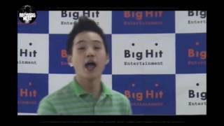 [Vietsub] [Pre Debut] SUGA of BTS - SEVENTEEN | BIG HIT Audition (2nd Candidate - Min Yoongi)