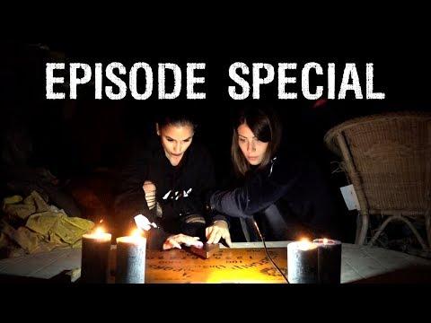 SILENT JILL Episode spécial séance de Ouija (feat. Gaelle Garcia Diaz)