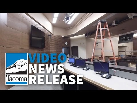 Council Remodel - Video News Release