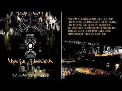 Belles in Monica - Resistance is Futile II (Mr Krash Slaughta Remix)