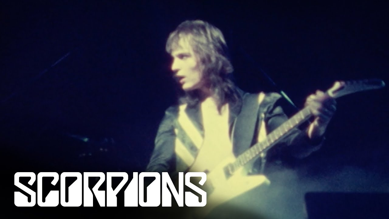Scorpions — Life's Like A River (Live at the Sun Plaza Hall, 1979)