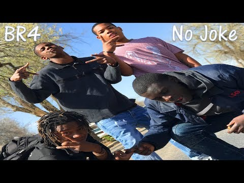 BR4 - No Joke (Official Music Video)