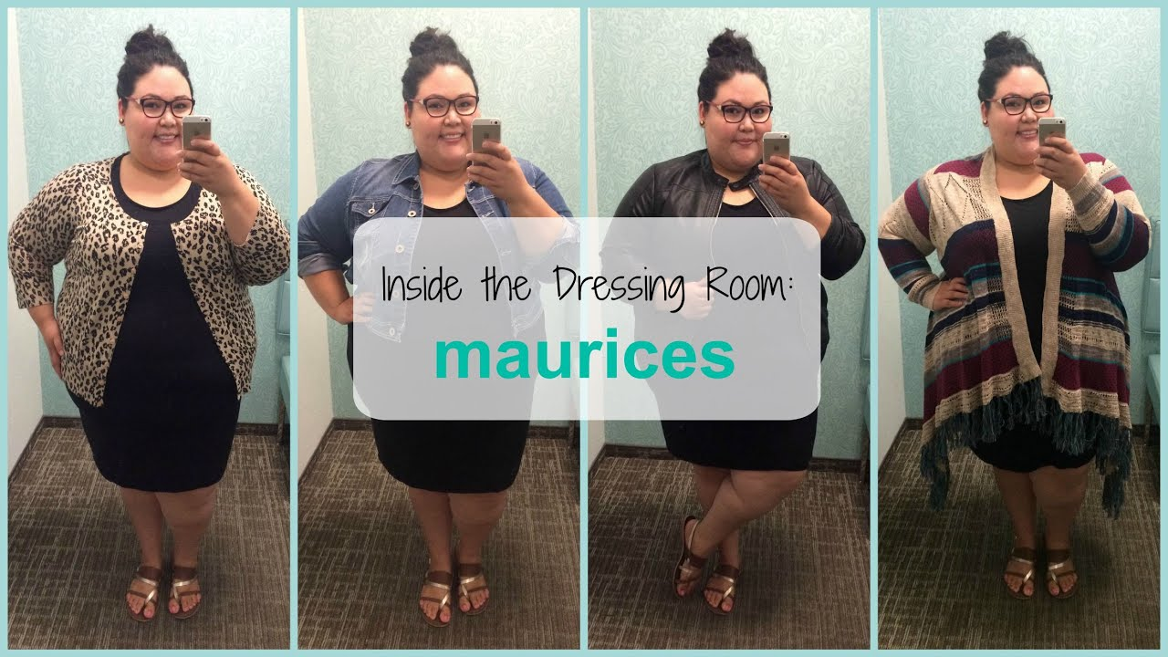 Inside the Dressing Room: Maurices | Plus Size Shopping - YouTube