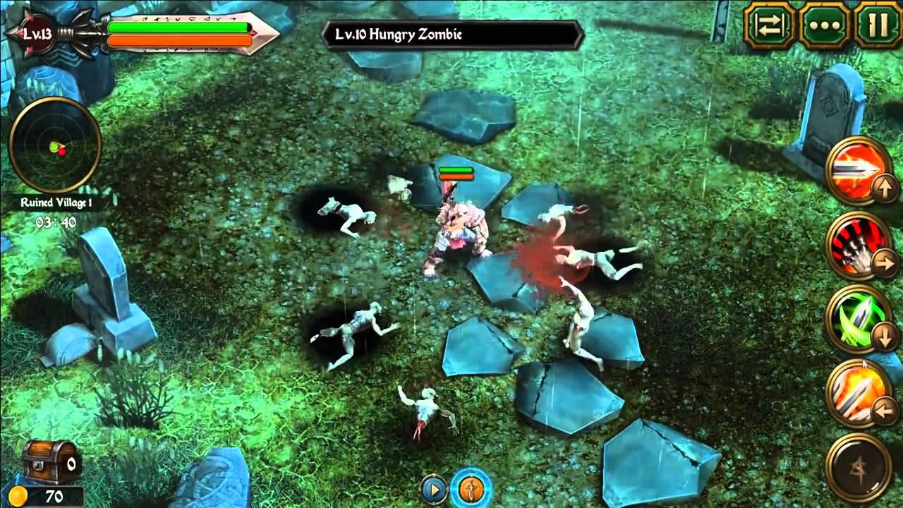download game angel stone rpg mod apk