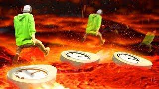 КАК НУБУ ПРОЙТИ ЭТОТ DEATHRUN ЛОВУШКА В ГТА 5? НУБ vs. ТРОЛЛИНГ ДЕТРАН! (GTA 5 Смешные Моменты)